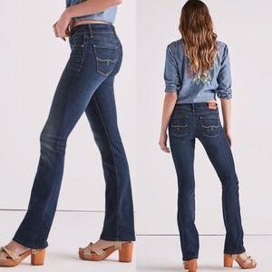 lucky brand | lolita boot cut bootcut jeans sz 8